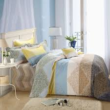 Brushed Cotton Duvet Covers Comfortable Cozy Bedding Sets Colorfull 100 Brushed Cotton Duvet