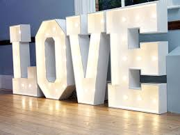 light up letters diy tourgo wholesale outdoor light illuminated sign led marquee light up