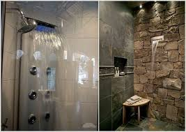 cool bathroom designs cool shower ideas