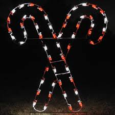 Outdoor Candy Cane Lights by 18 Amazing Outdoor Christmas Light Displays Style Motivation