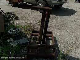 excavator thumb item dp9314 sold june 13 pavement conse