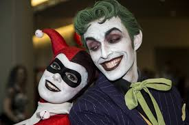 Joker And Harley Quinn Halloween Costumes by Anthony Misiano Et Alyssa King Alias Le Joker Et Harley Quinn