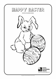 easter bunny coloring page cool coloring pages
