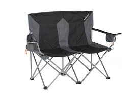 two person folding chair sharper image