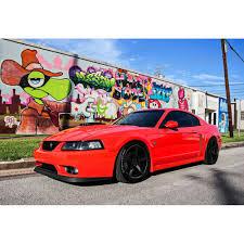 1999 Mustang Black Rovos Mustang Durban Wheel 18