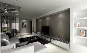 how to create stunning black and white interior design
