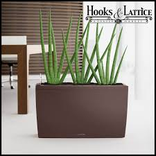 modern indoor planters u0026 self watering indoor planters