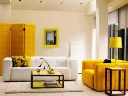 living room modern yellow color idea design ideas living room
