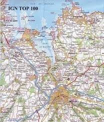 Alsace Lorraine Map General Maps France Buy Online