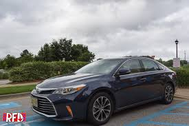 lexus es vs toyota avalon hurtling towards middle age in a 2016 toyota avalon right foot down