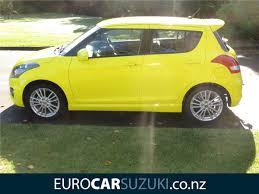 suzuki swift sport manual nz new extras 2017 eurocar suzuki