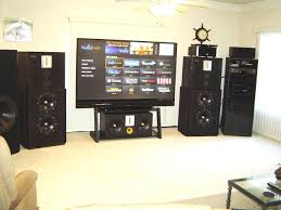 home theater center speaker mfishmike u0027s home theater gallery mike cason u0027s massive home