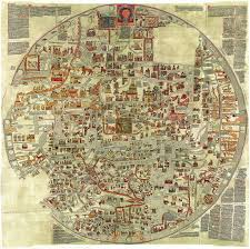 Map Of Medieval Europe Fitting Medieval Europe Into The World Patterns Of Integration