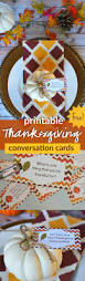 how can i get a free turkey for thanksgiving turkey day table fun printable thanksgiving conversation starter