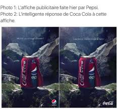 pub pepsi vs coca cola