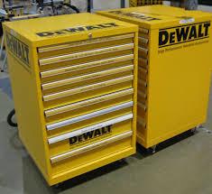 new dewalt ball bearing tool storage