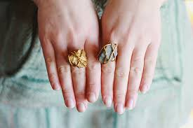golden stone rings images Golden stone ring the merrythought jpg