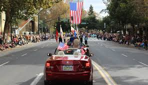 lexus downtown service thousands celebrate veterans day at parade in downtown san jose