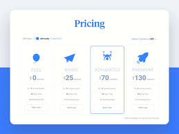 price plan design pricing plan how to bring conversion rate by johny vino dribbble