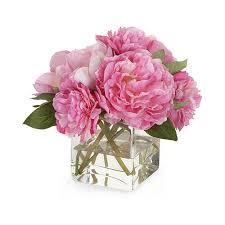 Peony Arrangement Diane James Pink Peonies Gracious Homes 365 Apt Inspiration