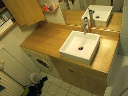 salle de bain avec meuble de cuisine meuble plan de travail cuisine meuble plan de travail cuisine meuble