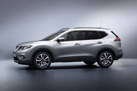 new nissan rogue x trail compact suv pictures and details