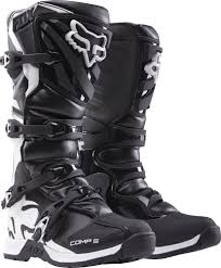 motorcycle racing boots 199 95 fox racing mens comp 5 boots 236319