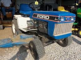 ford yt16h garden u0026 lawn tractor sold for 150 00 16hp 608 lbs