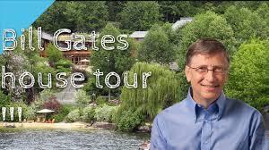 Bill Gates House Floor Plan by Bill Gates House Tour Youtube
