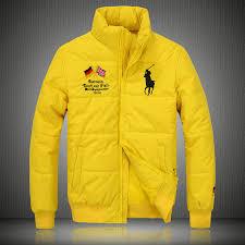 lamborghini clothing ralph lauren doudoune manteau man 2013 classic big pony drapeau national allemagne jaune jpg