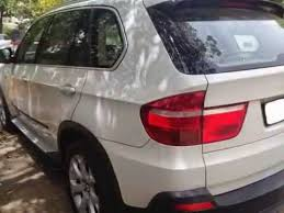 bmw 7 seater cars in india bmw x5 2010 white 7 seater diesel 25 50 000
