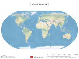 Picture Of A World Map by Maps Center For Remote Sensing Of Ice Sheets