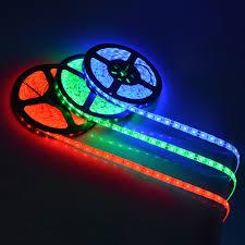 blue led strip lights 12v dc 12v 5m 300led ip20 ip65 ip67 waterproof 5050 smd led strip
