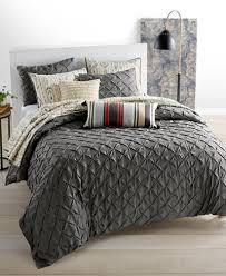 Macys Duvet Cover Sale Whim By Martha Stewart Collection You Compleat Me Smoke Bedding
