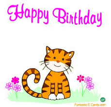template free birthday ecards singing cats with free 254 best happy birthday with cats images on birthday