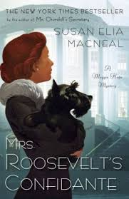 Barnes And Noble Roosevelt Field Mall Mrs Roosevelt U0027s Confidante Maggie Hope Series 5 By Susan Elia