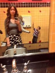Bathroom Selfie Meme - that awkward moment when you re trying to take a selfie and a