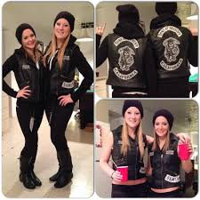 halloween costume ideas for teenage couples sons of anarchy halloween costume samcro opie arts u0026 crafts