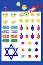 hanukkah stickers 313 best holidays from the heart images on nick jr