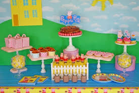 peppa pig party peppa pig party by schwaigert birthday express