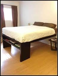 Ikea Hacks Platform Bed Exellent Platform Beds Ikea Gallery Bed Diy P On Decor