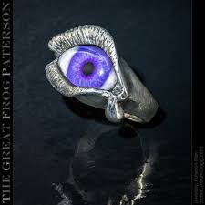 eye rings jewelry images Silver eye ring long lash tear the great frog paterson jpg