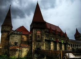 a peek into the paranormal activity at haunted castles in romania