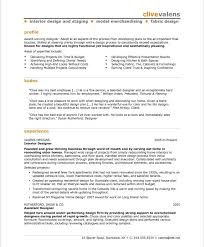 resume sles for freshers in word format interior design resumes objectives www napma net