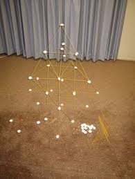 the spaghetti and marshmallow tower is a classic youth