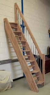 Alternate Tread Stairs Design Stair Ideas For Home Interior Design Ideas Using Wooden