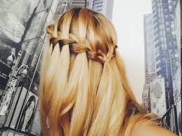 Frisuren Lange Haare Leicht by Wasserfall Zopf Leicht Gemacht Waterfall Braid Olesjaswelt