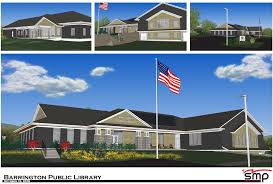 Barrington Floor Plan by Barrington Public Library