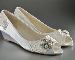 wedding shoes etsy wedding shoes accessories womens wedding bridal shoes vintage
