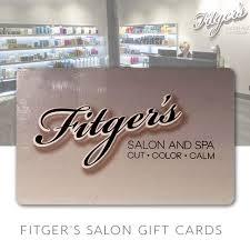 salon gift cards fitger s salon gift certificates fitger s salon spa